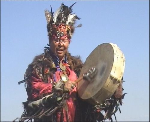 Православный шаман